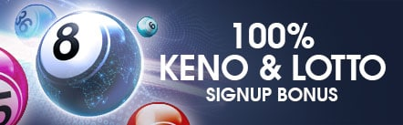 Bonus Keno Lotto
